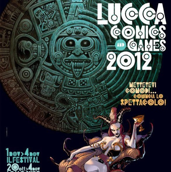 Lucca Comics n' Games 2012