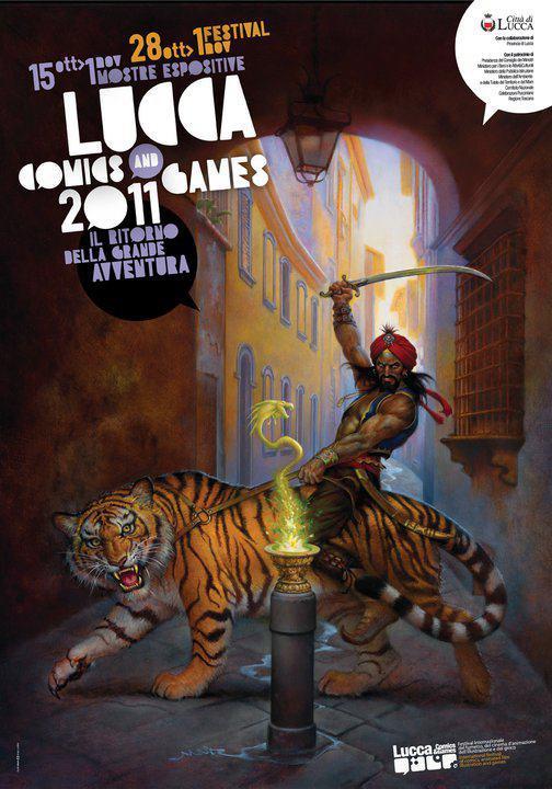 Lucca Comics n' Games 2011