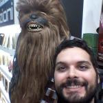 Io e Chewbacca
