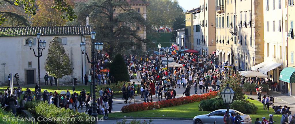 Panoramica Lucca